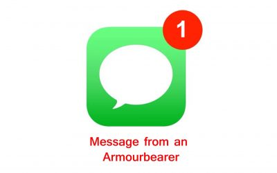 Ping! You Have a Message From An Armourbearer