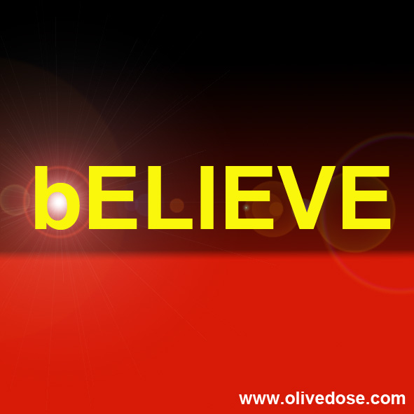 Only Believe (Quote)