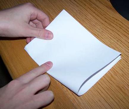 Paper Experiment