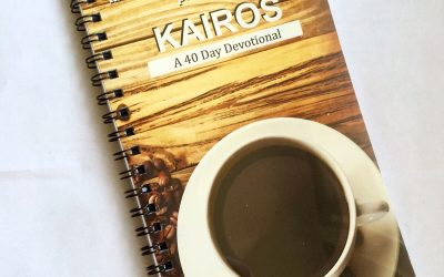 Free Giveaway: Kairos – A 40 Day Devotional!