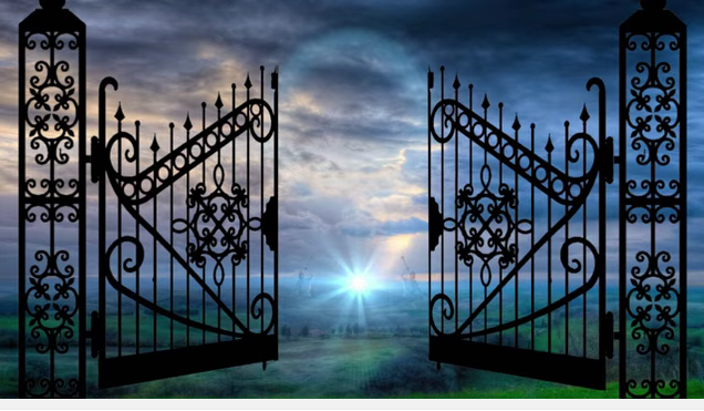 The Gates Are Opening (A Prophetic Word)