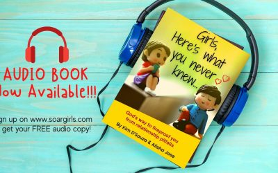 Exciting Announcement: Girls Book Audio launched!