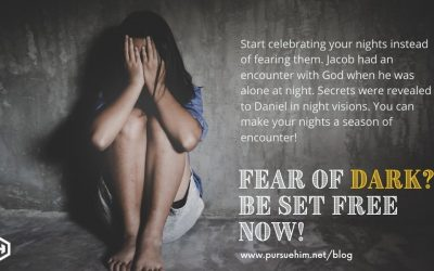 Scared of Dark? Your Freedom is Here!